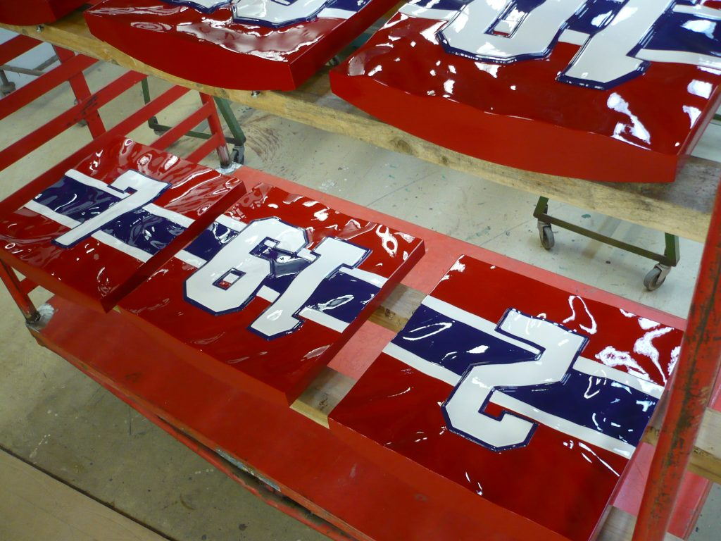outlet store 3f240 9fc1b Retired Numbers - Centennial Plaza Montreal Canadiens ...